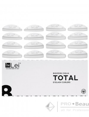 InLei® «TOTAL» 8 pairs MIX Pack (S,M,L,XL,S1,M1,L1,XL1)